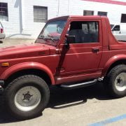 Suzuki Samurai Sport Hardtop X