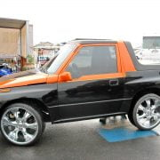 Rally Tops Quality Sport Hardtop For Chevy Geo Tracker