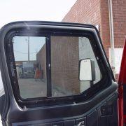 Jeep Wrangler Half Door X