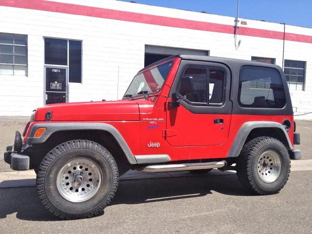 Rally Tops Quality Hardtop For Jeep Wrangler Tj 1997 2006