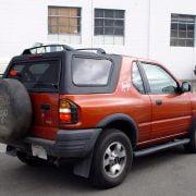 Rally Tops Quality Hardtop For Isuzu Amigo Amp Rodeo Sport