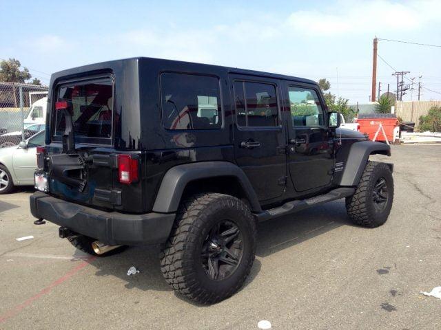 Rally Tops Quality Hardtop For Jeep Wrangler Jk 4door 2007present