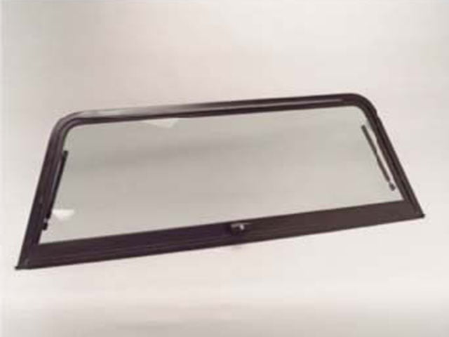 Rear window for suzuki samurai 1 piece hardtop for Back door replacement
