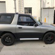 Rally Tops Quality Hardtop For Toyota Rav4 1998 2000