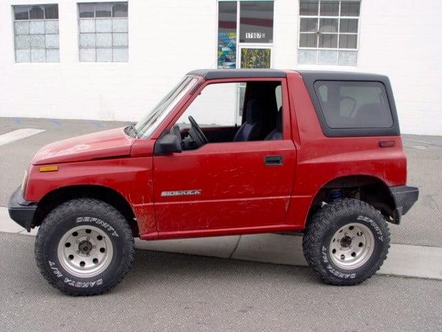 Suzuki Sidekick Hardtop