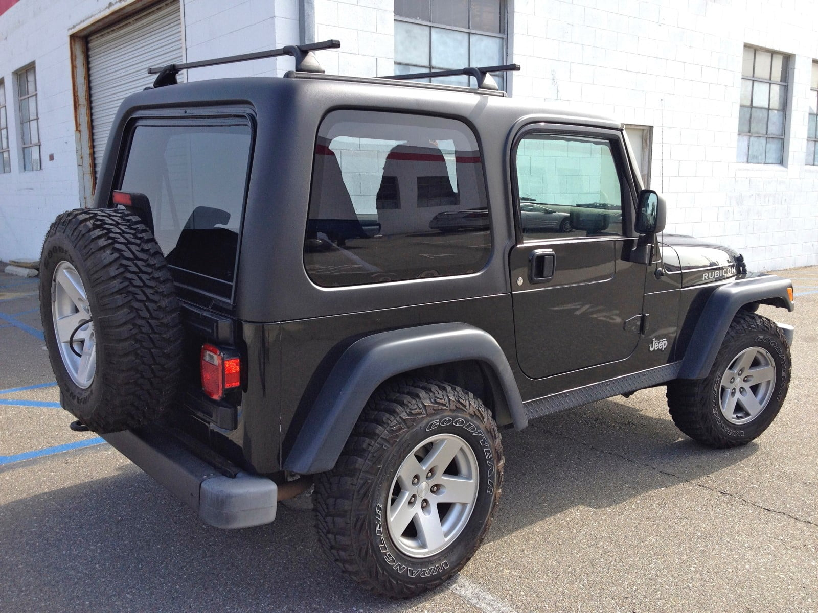 Wrangler Tj Full Door Hardtop