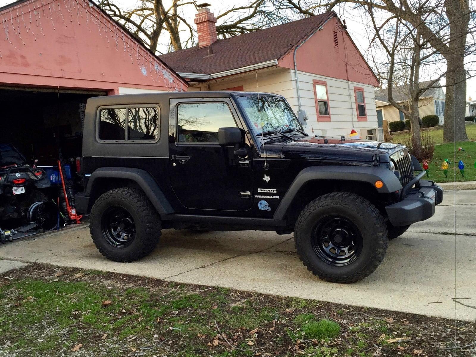 Rally Tops Quality Hardtop For Jeep Wrangler Jk 2 Door