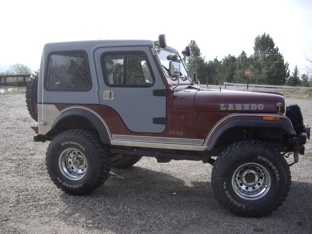 Jeep Cj5 Hardtop And Hard Tops For A Cj 5