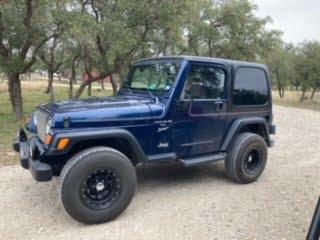 Front Black Steel For Jeep Wrangler TJ Wiper Arm 1997-2006 R=L Single Piece 55155658